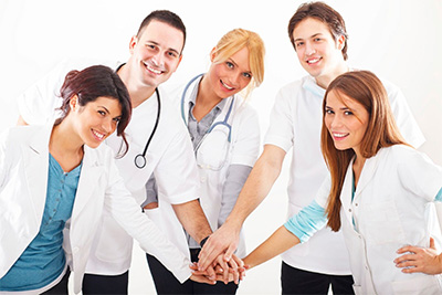 MedPhysicals Plus, LLC is a business partner for paramedical examiners who have direct business.