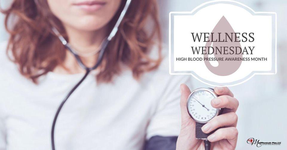 National High Blood Pressure Awareness Month